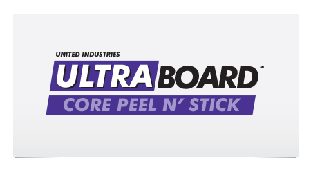 UltraBoard Core Peel N' Stick