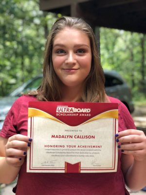 madalyn-callison-ultraboard-scholarship
