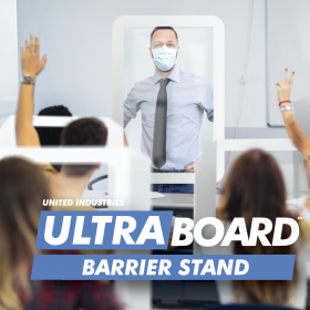 ultraboard_covid-19_barriers_shield_teacher_classroom_school